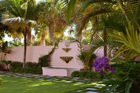 Formal Garden andFountain